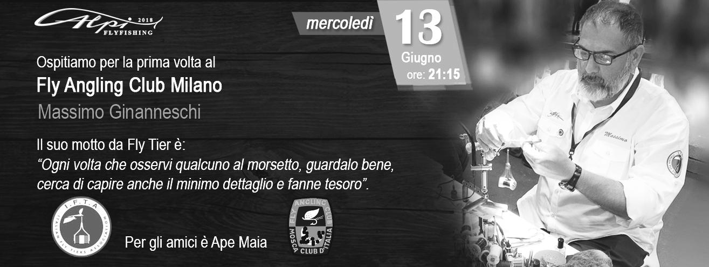 Massimo Ginanneschi 13 giugno