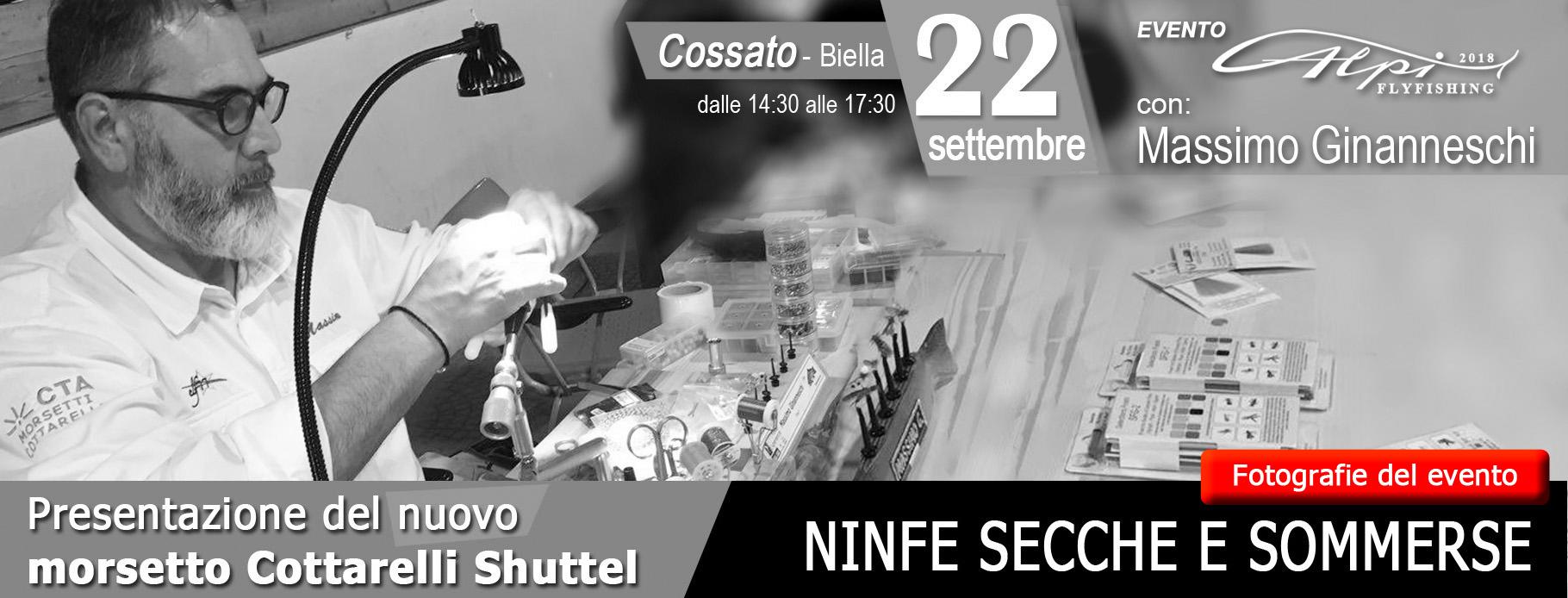 22 settembre con Massimo Ginanneschi