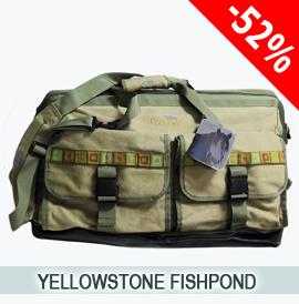yellowstone fishpond