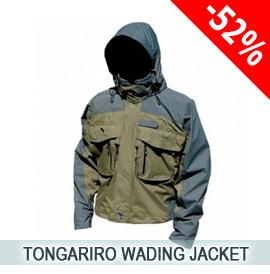 tongariro wading jacket
