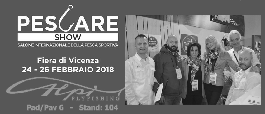 alpiflyfishing - pescare show 2018
