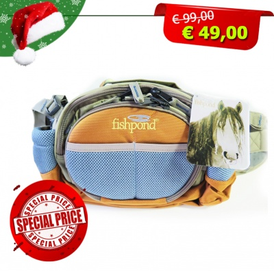 WATERDANCE GUIDE PACK FISHPOND